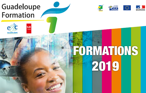 Offre de formation 2019 Guadeloupe Formation