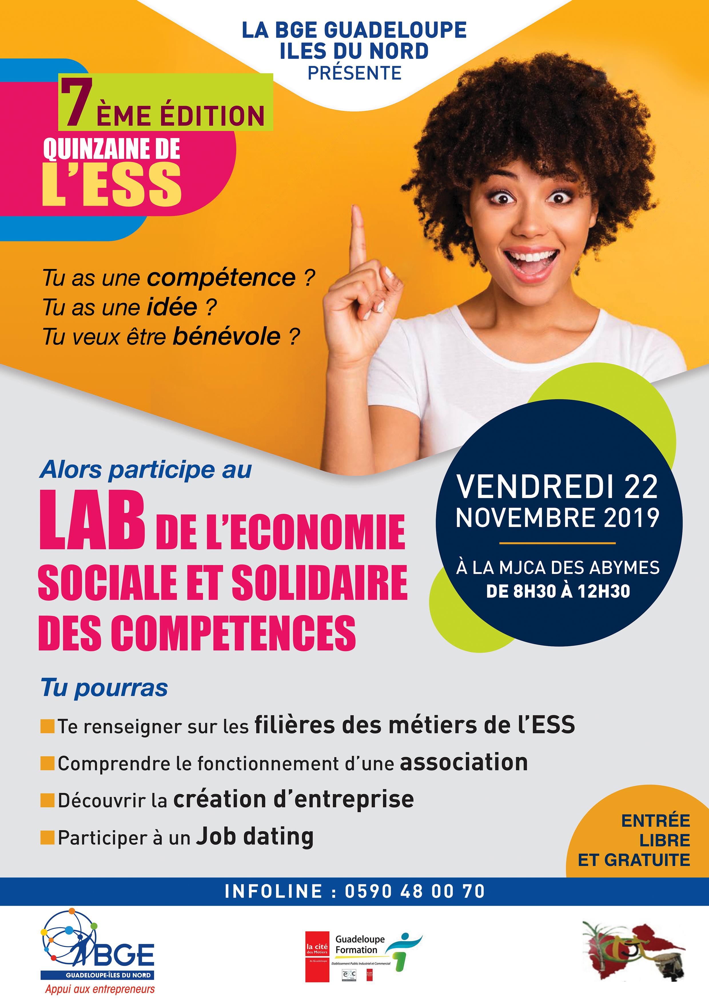 LAB de l'économie sociale et solidaire des compétences